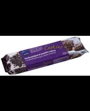 Rainbow Cookies kaakaotäyte ja tumma suklaa 175 g
