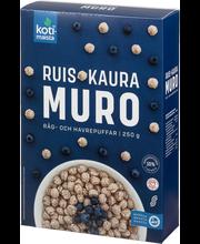 Ruis-kauramuro