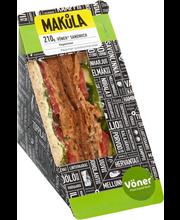 Vöner sandwich 210g