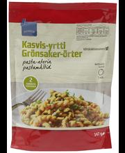 Rainbow Pasta-ateria kasvis-yrtti 147 g, 2 annosta