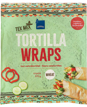 Big Tortilla Wraps 6 Kpl