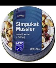 Msc Simpukkaa Suolaliem 2