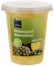 Rainbow Ananaspalat mehussa 400/250 g