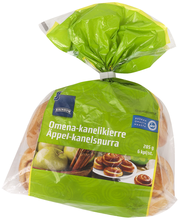 Rainbow Omena-kanelikierre 285 g, 6 kpl