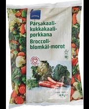Parsak Kukkakaal Porkkana