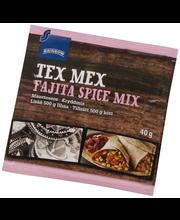 Rainbow Tex Mex Fajita spice mix 40 g