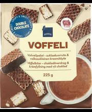 Rainbow Voffeli double chocolate 225 g