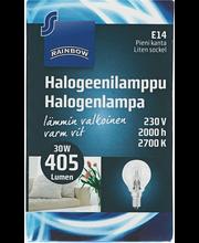 Halogeeni mainos 30W E14