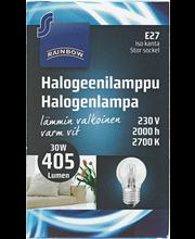 Halogeenilamppu 30 W E27, koriste