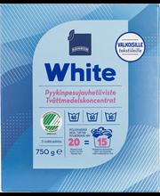 Pyykinpesujauhe White