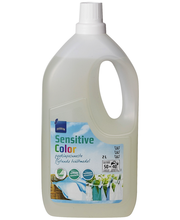 Pyykinpesuneste Sensitive Color 2 l