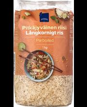 Pitkäjyväinen riisi