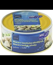 Albacore-tonnikalaa