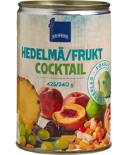 Hedelmäcocktail Sokl 410G