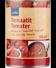 Kuorittu Tomaatti 400/