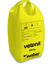 Weber vetonit ML 10 Harkkolaasti M100/500 500 kg