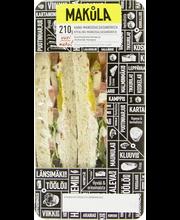 Kana-mangosalsatäyteleipä 210 g