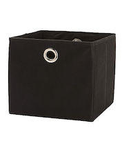Valley säilytyslaatikko musta 30*30*26,5cm