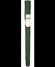 Jänis-/ eläinverkko 1.2 x 2,5m PVC
