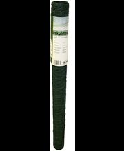 Jänis-/ eläinverkko 1.2 x 10m PVC