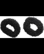 Cailap froteehiuslenkki 2kpl musta