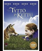 Dvd Tyttö Ja Kettu