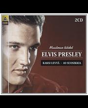 Presley Elvis:maailman Tä