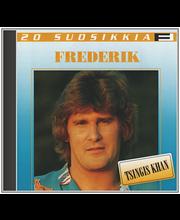 Frederik:20 Suosikkia - T