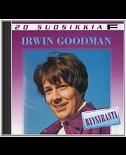 Goodman Irwin:20 Suosikki