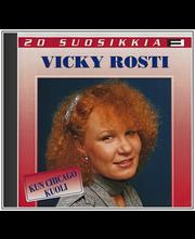 Rosti Vicky:20 Suosikkia