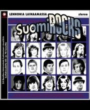 Suomirocks-Lenn:eri Esitt