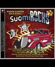Suomirocks-Wanh:eri Esitt