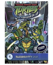 Dvd Turtles Fast Forward
