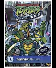 Dvd Turtles Fast Forward