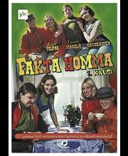 Dvd Fakta Homma Kausi 1