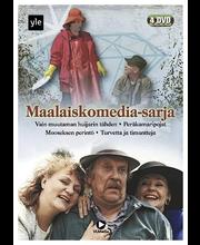 Maalaiskomediat 4 DVD