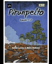 Pirunpelto 1.-4. tuotantokausi 4 DVD