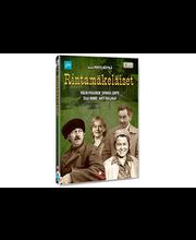 Rintamäkeläiset 1.-5. tuotantokausi 5DVD