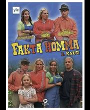Dvd Fakta Homma Kausi 2
