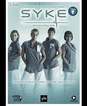 Dvd Syke Kausi 1