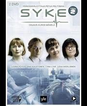 Dvd Syke Kausi 2