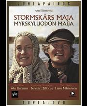 Dvd Myrskyluodon Maija