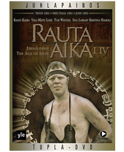 Dvd Rauta-Aika