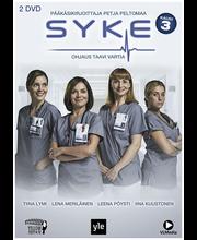 Dvd Syke Kausi 3