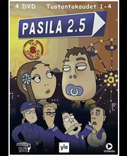 Dvd Pasila 2.5 Box