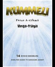 Dvd Kummeli + Vanaja Box