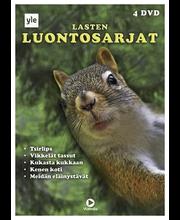 Dvd Lasten Luontosarjat