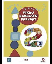 Dvd Pikku Kakkosen Parha