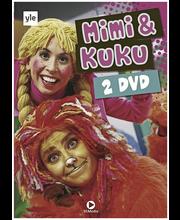 Dvd Mimi Ja Kuku