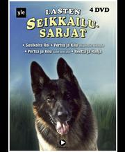 Dvd Lasten Seikkailusarj